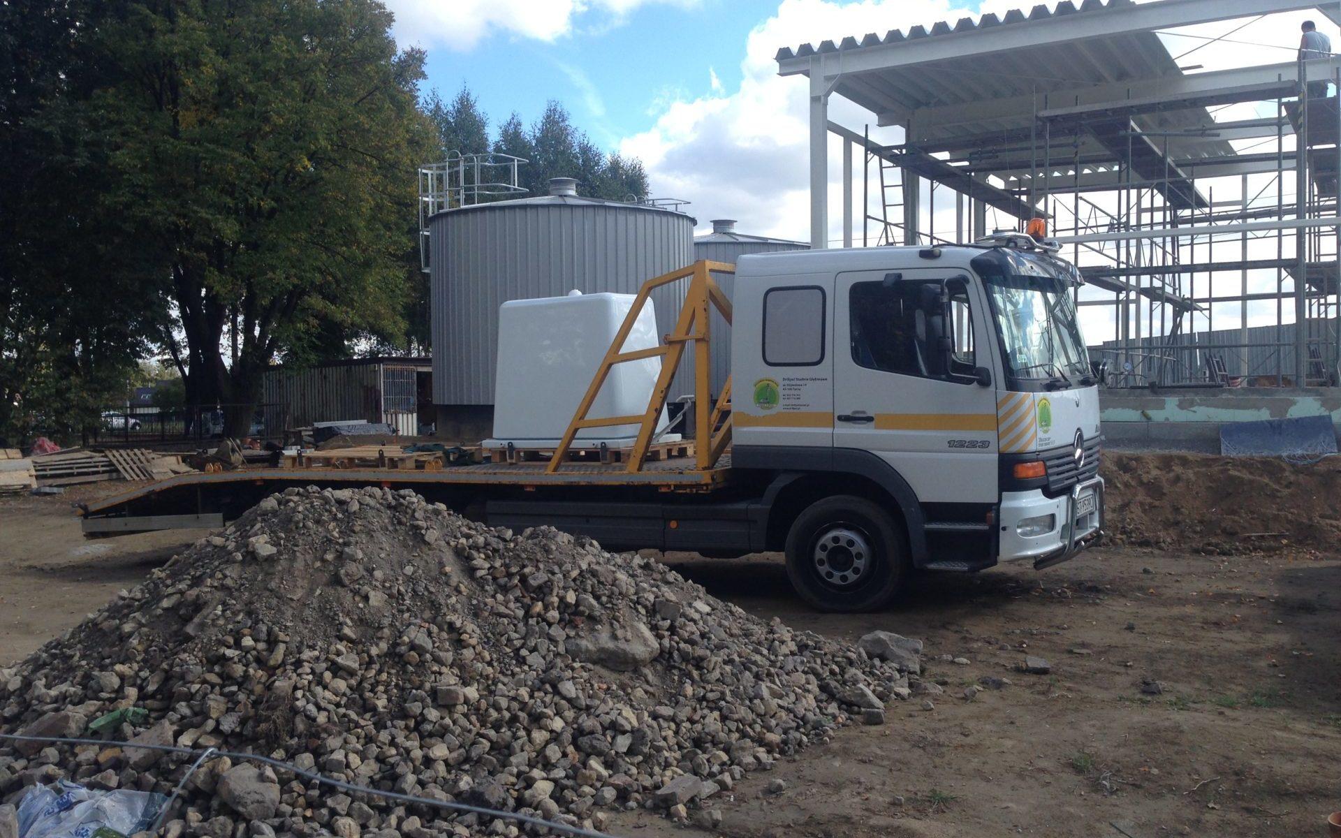 Budowa studni głębinowej z firmą Drillpol